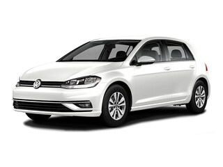 2018 Volkswagen Golf SE 1.8T  SE Manual