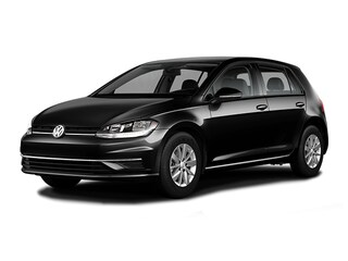 New 2018 Volkswagen Golf TSI S Hatchback Jacksonville Florida