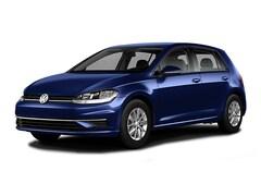 New 2018 Volkswagen Golf TSI S Hatchback Tucson