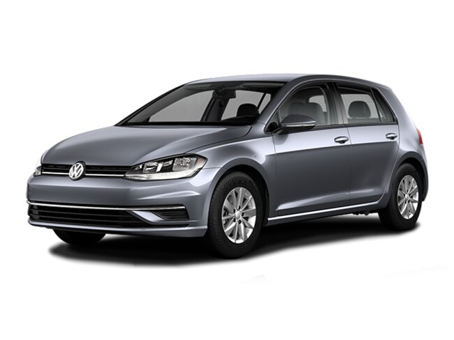 2018 Volkswagen Golf TSI S 4-Door Hatchback