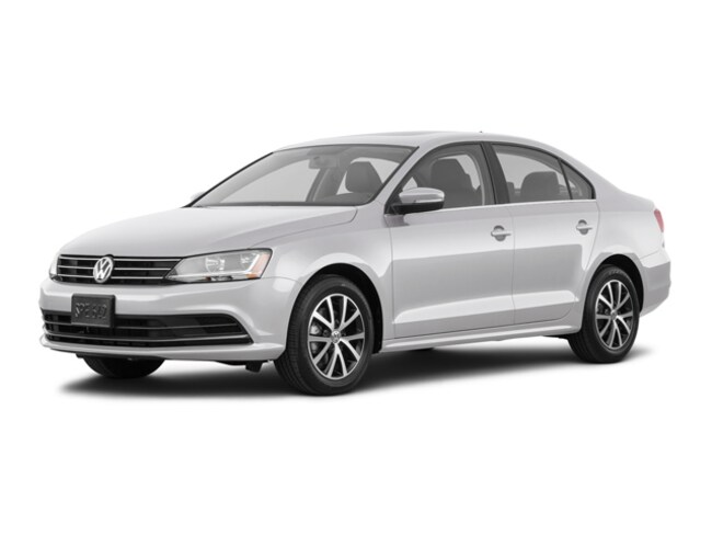 New 2018 Volkswagen Jetta 1.4T SE Sedan in Cathedral City