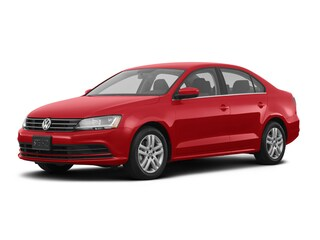 New 2018 Volkswagen Jetta 1.4T S Sedan