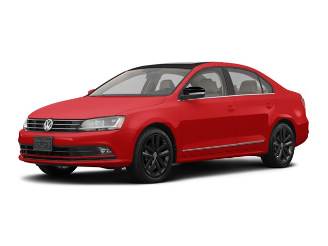 2018 Volkswagen Jetta 1.8T SE Sport Sedan
