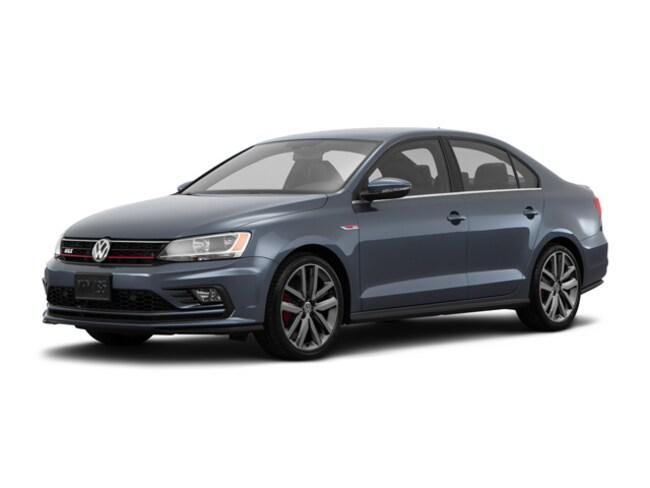 2018 Volkswagen Jetta 2.0T GLI Sedan
