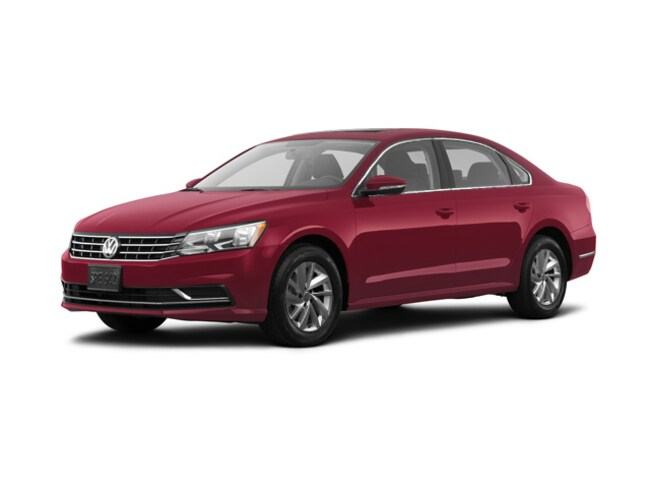 2018 Volkswagen Passat 2.0T SE Sedan New Volkswagen Car for sale in Bernardsville, New Jersey