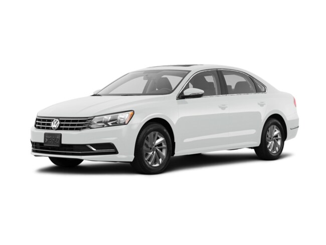 New 2018 Volkswagen Passat 2.0T SE Sedan in Erie, PA