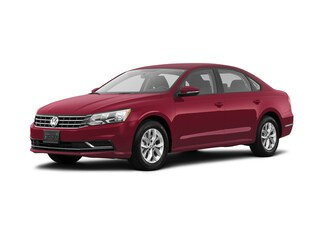 New 2018 Volkswagen Passat 2.0T S Sedan VW180509 in Brunswick, OH