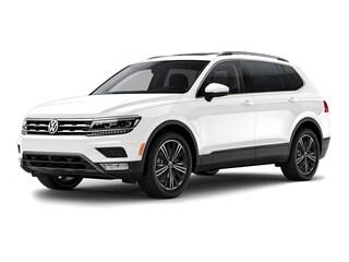 2018 Volkswagen Tiguan 2.0T SEL SUV
