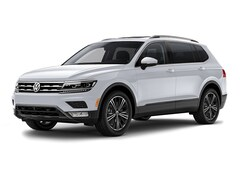 New 2018 Volkswagen Tiguan 2.0T SEL SUV for sale in Houston