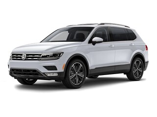 New 2018 Volkswagen Tiguan SEL SUV 3VV3B7AX4JM034440 for sale in San Rafael, CA at Sonnen Volkswagen