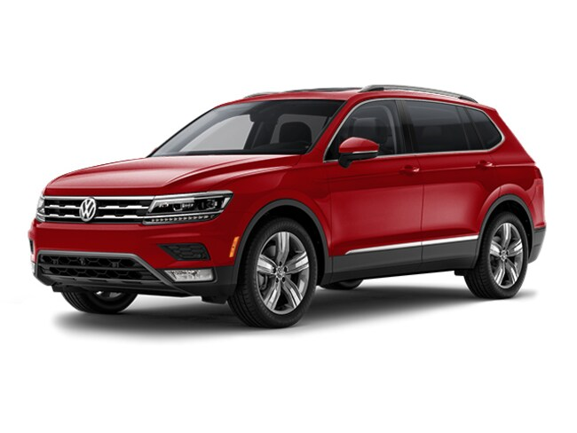 2018 Volkswagen Tiguan SEL Premium SUV for sale at Terry Auto Group