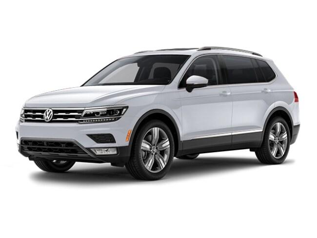 New  2018 Volkswagen Tiguan 2.0T SEL Premium SUV Stevens Point