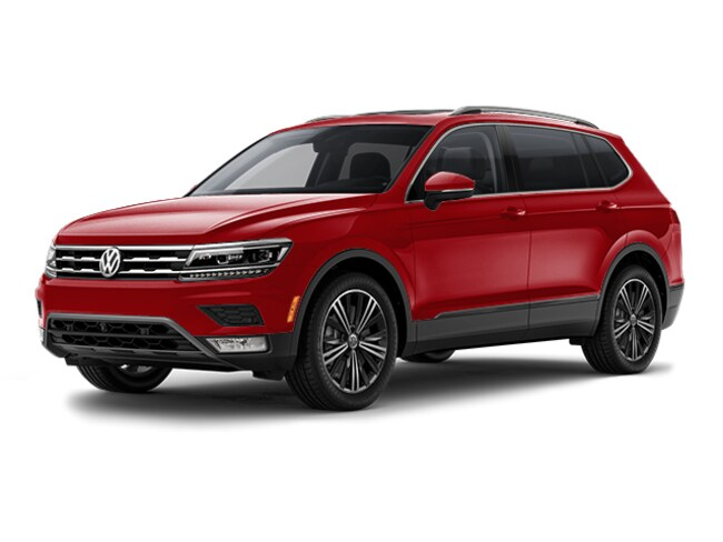 New 2018 Volkswagen Tiguan 2.0T SEL 4MOTION SUV for sale Long Island NY