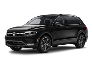 New 2018 Volkswagen Tiguan SEL 4motion SUV for sale in Aurora, CO