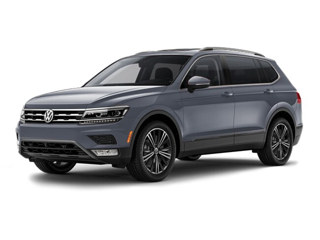 New 2018 Volkswagen Tiguan 2.0T SEL 4MOTION SUV for sale in the Brunswick, OH