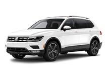 2018 Volkswagen Tiguan 2.0T SEL 4MOTION SUV