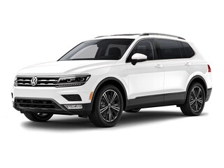 New 2018 Volkswagen Tiguan 2.0T SEL 4MOTION SUV Colorado Springs