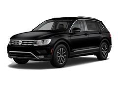 2018 Volkswagen Tiguan 2.0T SE SUV Front-wheel Drive