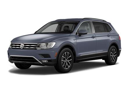 2018 Volkswagen Tiguan 2.0T SE 2.0T SE FWD