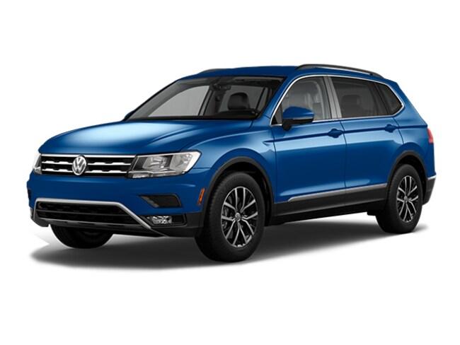 2018 Volkswagen Tiguan SE 2.0T SE FWD