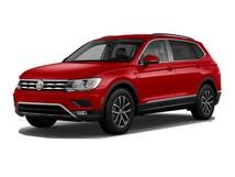 2018 Volkswagen Tiguan SE 2.0T SE 4MOTION