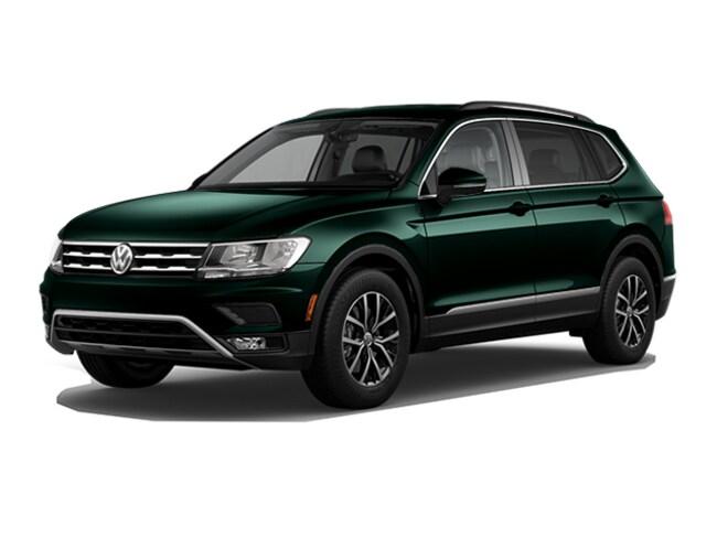 Used 2018 Volkswagen Tiguan 2.0T SE 4MOTION SUV Johnston, IA
