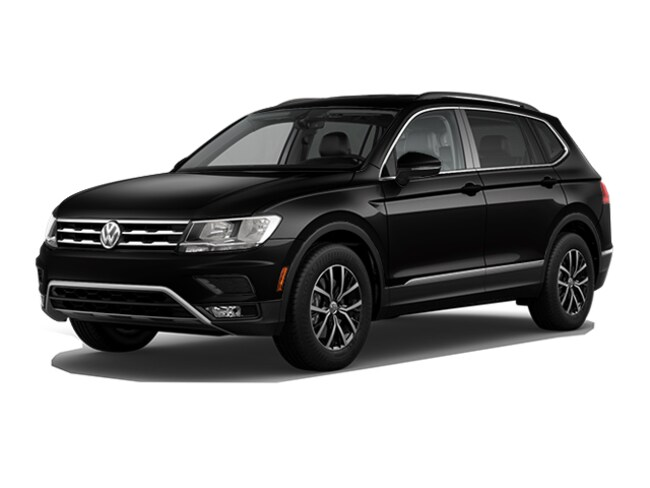 New  2018 Volkswagen Tiguan 2.0T SE 4MOTION SUV Stevens Point