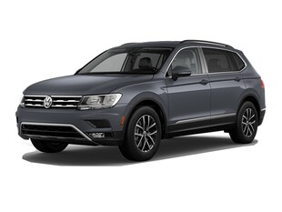 2018 Volkswagen Tiguan SE SUV