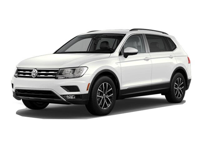 New 2018 Volkswagen Tiguan 2.0T SE 4MOTION SUV for sale in Bristol, TN