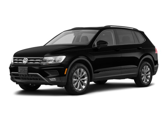 New 2018 Volkswagen Tiguan 2.0T S SUV for sale in the Brunswick, OH