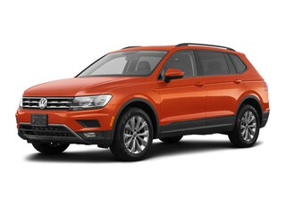New 2018 Volkswagen Tiguan 2.0T S SUV for sale in Bristol TN, near Johnson City