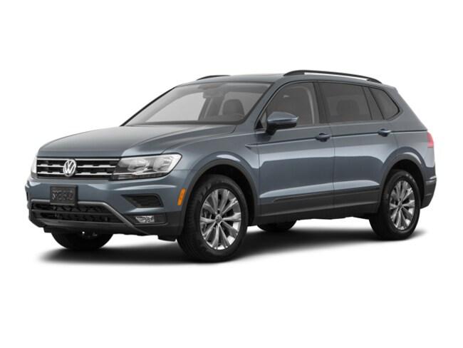 New 2018 Volkswagen Tiguan 2.0T S SUV for sale in Fairfield, California