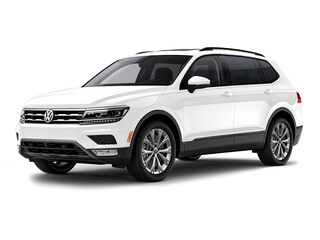 New 2018 Volkswagen Tiguan 2.0T S SUV for sale in Austin