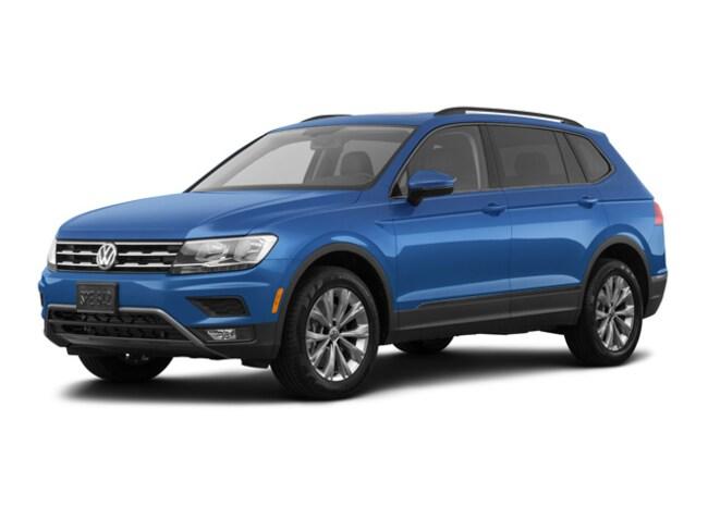 New 2018 Volkswagen Tiguan For Sale | Abilene TX
