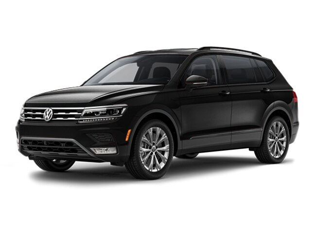 New 2018 Volkswagen Tiguan 2.0T S 4MOTION SUV for sale in Bristol, TN