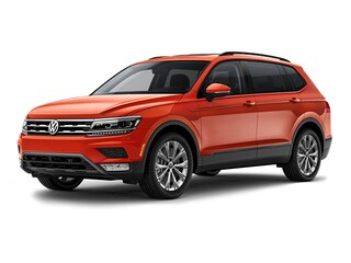 New 2018 Volkswagen Tiguan 2.0T S 4MOTION SUV Salem, OR