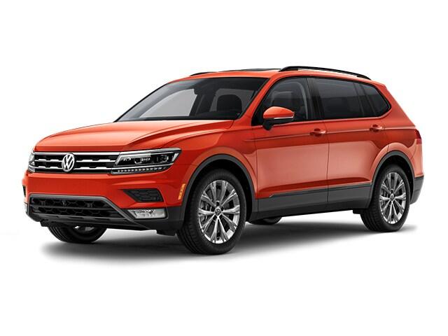 New VW Tiguan Inventory Near Smithtown, Coram, & Sayville