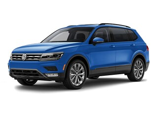 New 2018 Volkswagen Tiguan S 2.0T S 4MOTION for sale in Billings, MT