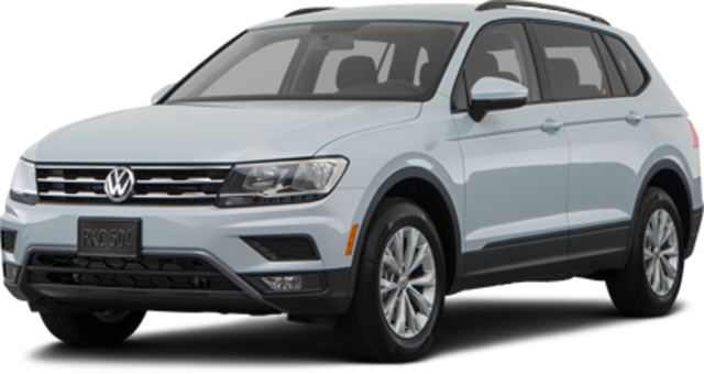 2018 Volkswagen Tiguan SUV