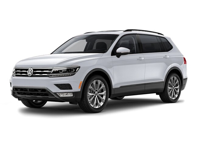 New 2018 Volkswagen Tiguan 2.0T S 4MOTION SUV for sale in the Brunswick, OH