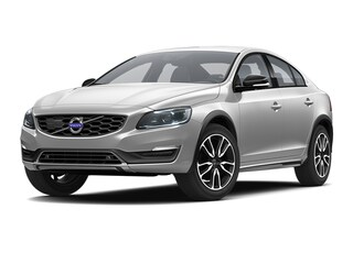 New 2018 Volvo S60 Cross Country T5 AWD Sedan 18V442 in Ithaca, NY