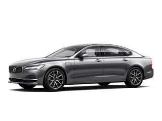 2018 Volvo S90 Hybrid Sedan Osmium Gray Metallic