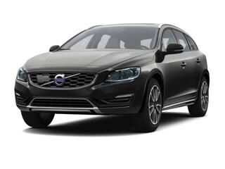 2018 Volvo V60 Cross Country T5 AWD Wagon YV440MWK2J2044179
