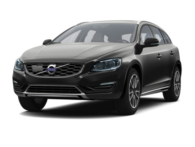 Used 2018 Volvo V60 Cross Country T5 AWD Wagon for sale in Vestal NY