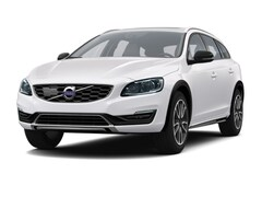 Used 2018 Volvo V60 Cross Country T5 Wagon YV440MWK5J2059162 in Charlottesville VA
