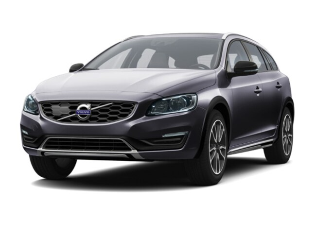 Pre-Owned  2018 Volvo V60 Cross Country T5 AWD Wagon in Portland, OR