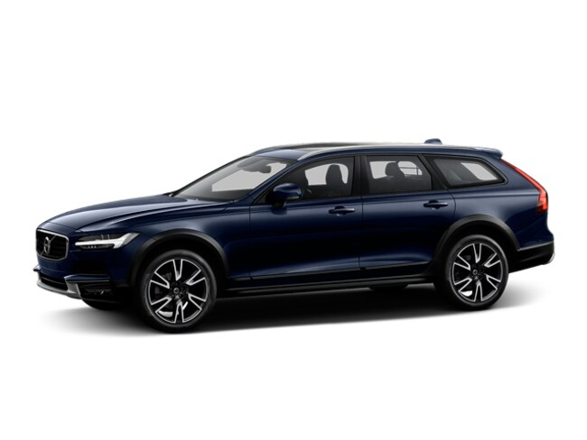 New 2018 Volvo V90 Cross Country T5 AWD Wagon For Sale in Waukesha, WI