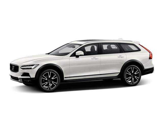 New 2018 Volvo V90 Cross Country T6 AWD Wagon Andover, Massachusetts