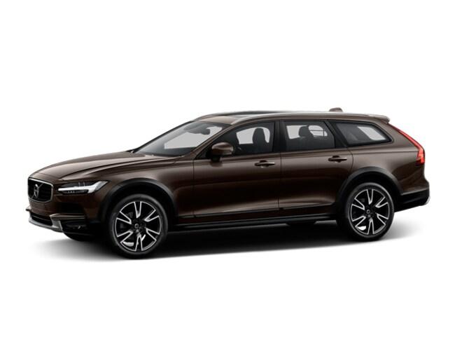 New Volvo 2018 Volvo V90 Cross Country T6 AWD Wagon Santa Monica