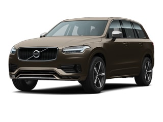 2018 Volvo XC90 Hybrid SUV Twilight Bronze Metallic